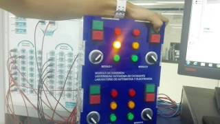 detalle de plc redes de control industrial
