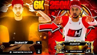 NBA2K20 GREATEST MOMENTS MONTAGE - ROOKIE to LEGEND & NO SUBSCRIBERS to 250K SUBSCRIBERS EVOLUTION!!
