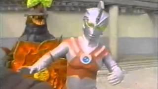 Ultraman Ace vs. Eleking vs. Bemstar