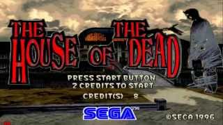 THE HOUSE OF THE DEAD 1 - ARCADE GAMEPLAY - 1080p 60fps SEGA MODEL 2 PC CLASSIC 1997-2017
