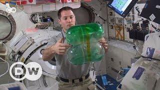 Uzaydaki tıbbi deneylerin gönüllü denekleri astronotlar - DW Türkçe