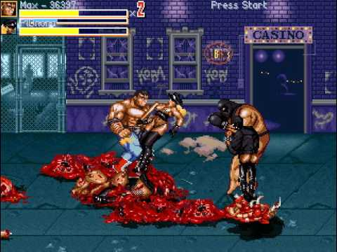 Streets of rage openbor Ash Land and gomosecsually
