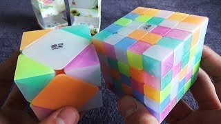 ¡Los Jelly Colors Han Llegado! Unboxing de MagicCubeMall Mp3