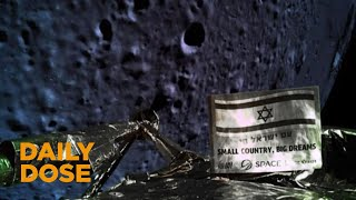 Lessons from Israel's Nearly Successful Moon Landing
