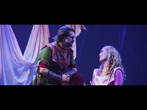 ROBIN HOOD.IL MUSICAL- Manuel Frattini e Fatima Trotta al TCVI