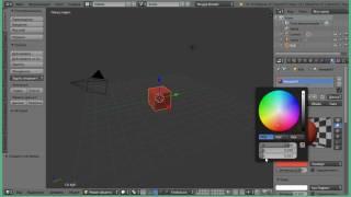Материалы в Blender для начинающих