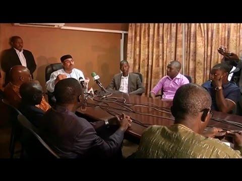 Niger, RÉAMÉNAGEMENT TECHNIQUE DU GOUVERNEMENT