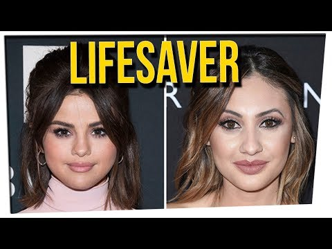 Selena Gomez Saved by Kidney Donation ft. Gina Darling & DavidSoComedy