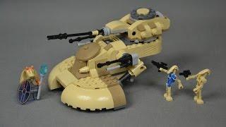 Recenzja LEGO Star Wars - Zestaw 75080 - AAT