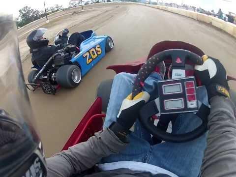 Kart Racing at Augusta Motor Speedway