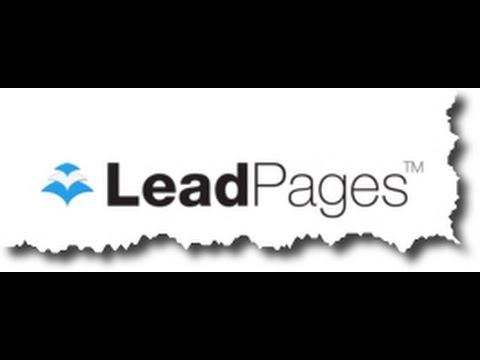 Lead Pages Tutorial | Lead Pages Publish Function To Html