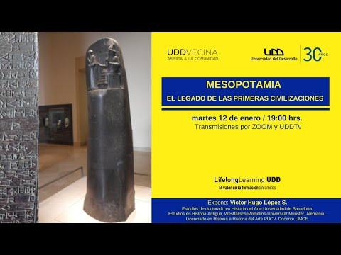 Mesopotamia. El legado de las primeras civilizaciones