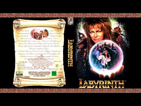 Labyrinth - Opening Credits HD (Backing Track) [Movie Version]