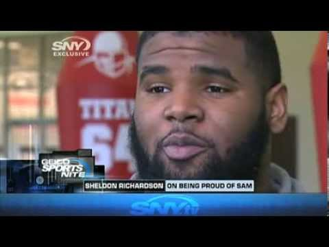 Sheldon Richardson on former teammate Michael Sam