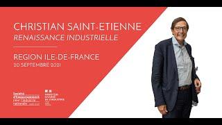 Christian Saint-Etienne - La société post-industrielle, mythe ou réalité ?