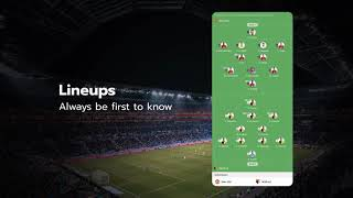 Free Live Score APP for Soccer and Sports With Live Streaming - AiScore