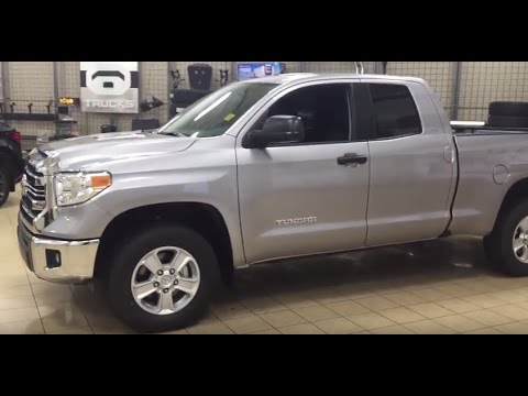 2017 toyota tundra sr5 4 6l review youtube. Black Bedroom Furniture Sets. Home Design Ideas