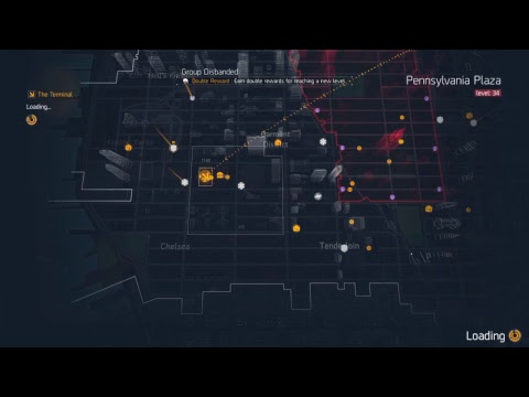The Division... Dz Landmark master comm about 75 to go