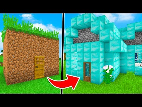 Minecraft ITA - LA CASA DEL NOOB DIVENTA PRO!!