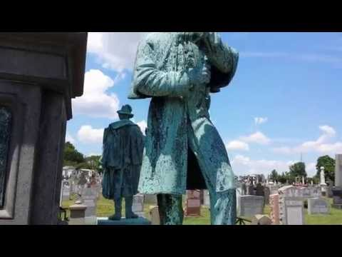 Civil War Soldiers Monument, Old Calvary Cemetery, Queens NY