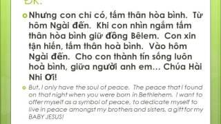 Le Vat Dang Chua Hai Nhi