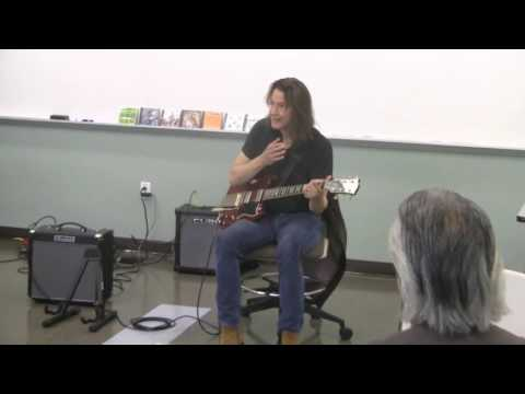 Robben Ford at Guitar Workshop Plus