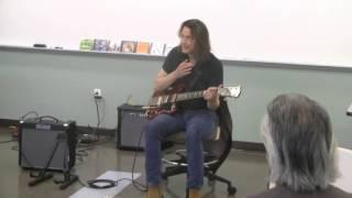 Robben Ford at Guitar Workshop Plus