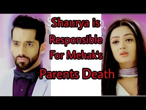 Shaurya is responsible for death of Mehak's parents |Upcoming twist in  serial Zindagi ki mehak |