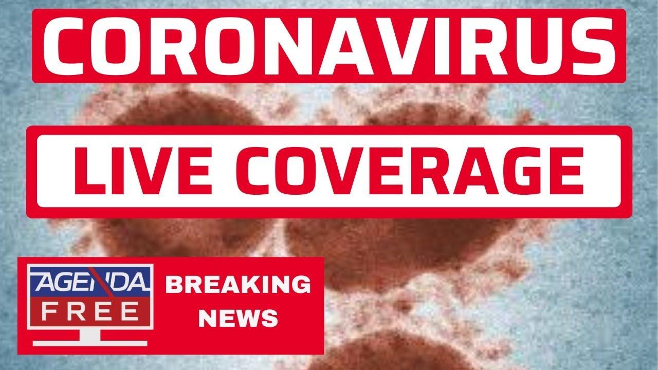 Coronavirus Pandemic: 156,533 Cases - LIVE BREAKING NEWS VIRUS COVERAGE