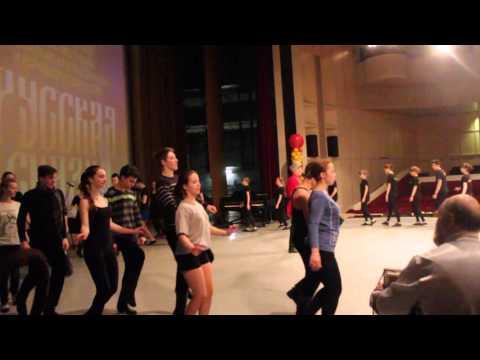 Видеоурок казачьего танца
