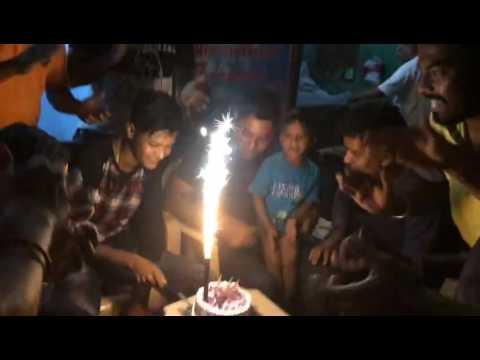 Night raider group my bday celebrate