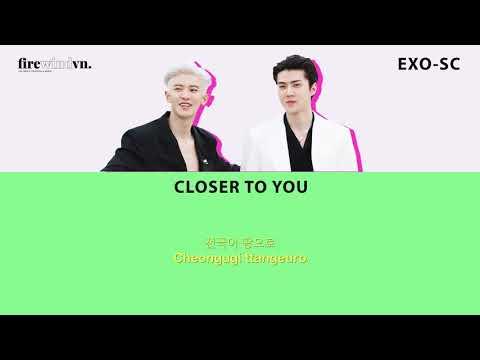 [FANCHANT] CLOSER TO YOU   EXO-SC