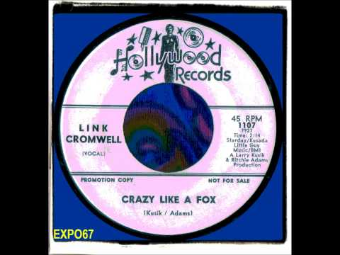 LINK CROMWELL - CRAZY LIKE A FOX