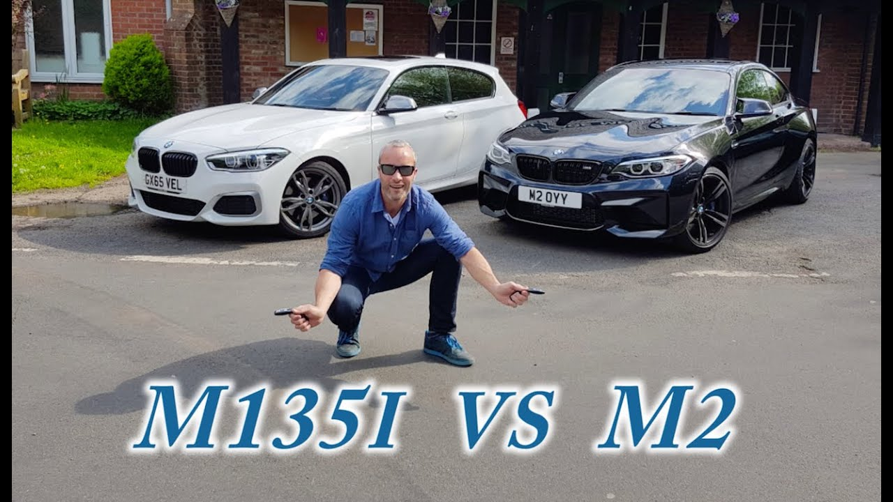 Bmw M135i Vs M2 Review 2016 M235i M140i M240i Joe