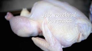 Jak rozebrać i porcjować kurczaka - Allrecipes.pl