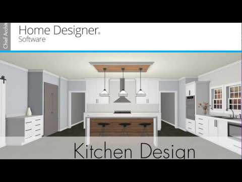 Home Designer 2018 Kitchen Webinar