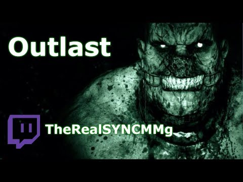 Stream 1 - My First Horror Game - Post 23:00 - Outlast