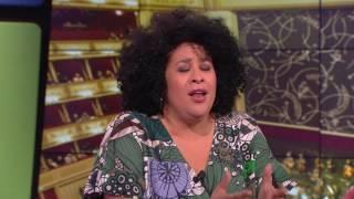 Operazangeres Tania Kross zingt Ed Sheeran