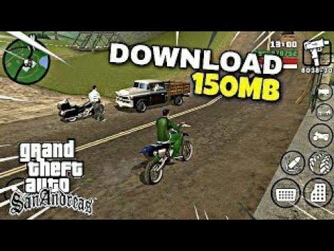 Download Gta Sa Lite 150 Mb Apk Data Youtube