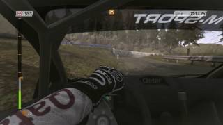 WRC4- Wales SS1 Onboard Gameplay