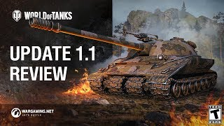 World of Tanks Update 1.1 Review