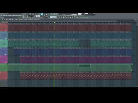 Drake - Blem 💯% Accurate | FL Studio Instrumental