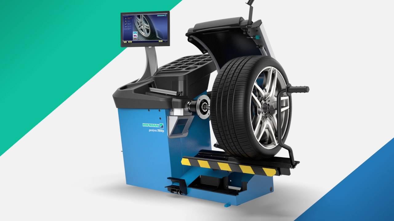 hofmann geodyna wheel balancers hd youtube rh youtube com