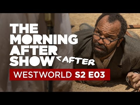 Westworld dives into The Raj, Dolores' army makes violent moves: Morning After After Show, Ep. 3
