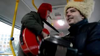 ''Малиновская банда'' в Новгородском автобусе
