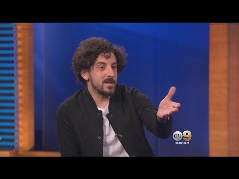 Actor Adam Shapiro Talks About Role In 'Steve Jobs'