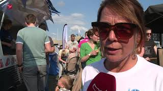 Urker Vis Foodfestival trekt 4.500 bezoekers