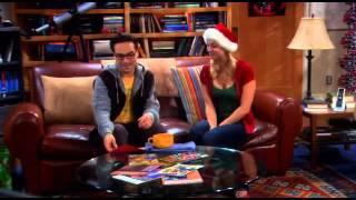 Leonard Nimoy - Big Bang Theory 2x11 L'Ipotesi dei Sali da Bagno