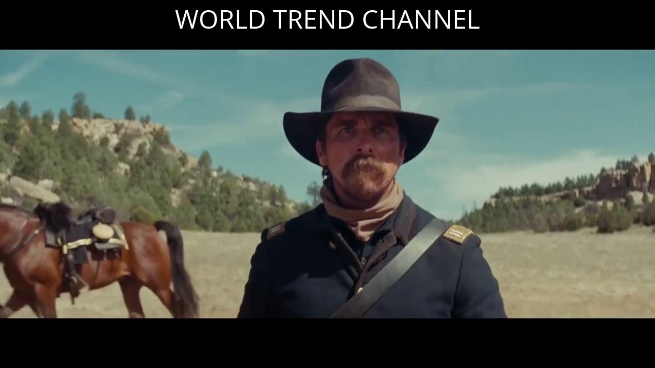 Download HOSTILES Trailer (2017) Christian Bale, Rosamund Pike Movie HD