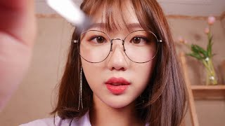 [English ASMR] Eyelash extension beauty shop👁 | Visual Roleplay video